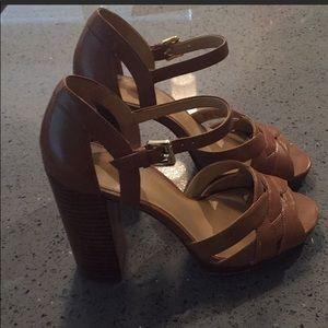 Micheal Kors platform sandals